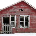 If the outbuilding is in need of extensive repair and has no obvious use it can bring down the value of the property.