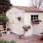 Outbuildings that are small and in good condition such as storage sheds can add value to a home.