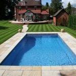 For a swimming pool to add value to a home, the pool should go with the style of the home