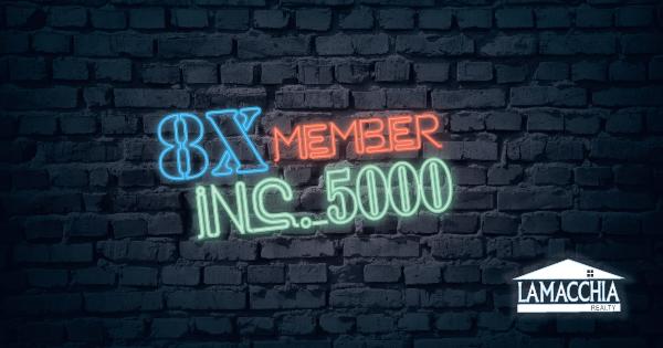 8 time member of inc 5000